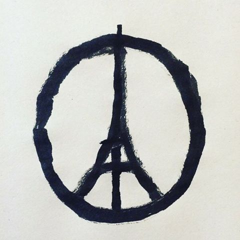 Pray for Paris. - HonorSociety.org