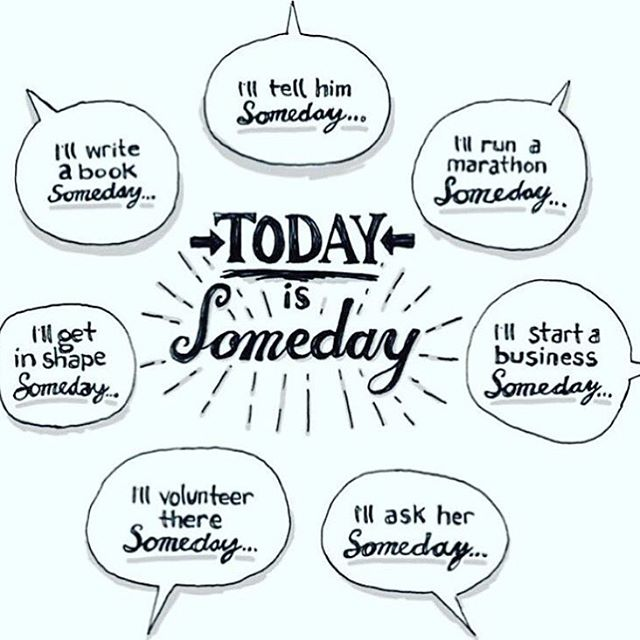 Make someday into today! #success #goals #honorsociety - HonorSociety.org