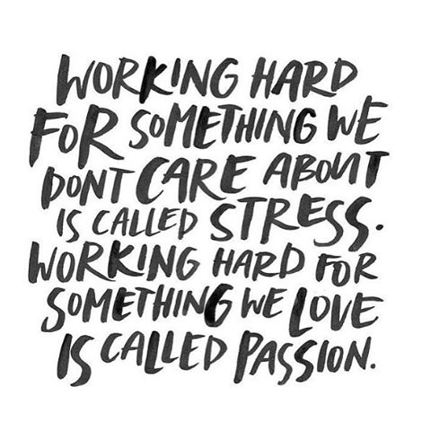 What are you working for? #passion #hsorg - HonorSociety.org