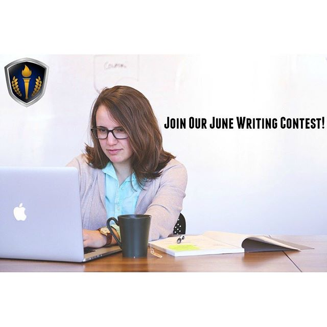 Today is the LAST DAY to join our June Writing Challenge...Enter for your chance to win the $250 prize! You can even become a Featured Writer for HonorSociety.org...Make sure to read the following directions and submit your entries: http://bit.ly/1RoJ9UK - HonorSociety.org