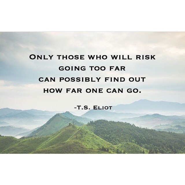 How far are you willing to go? #honorsocietyorg - HonorSociety.org