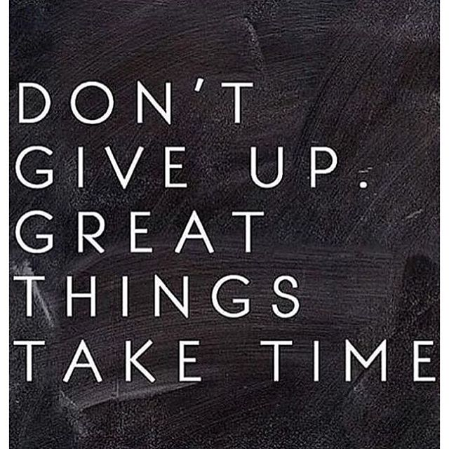 Great things take time. #honorsocietyorg - HonorSociety.org