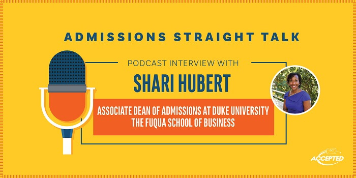 Duke Enrolls its Strongest MBA Class Ever, Hear From its Admissions Dean